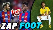 Zap Foot : Payet, Messi, Neymar, CR7, Draxler...