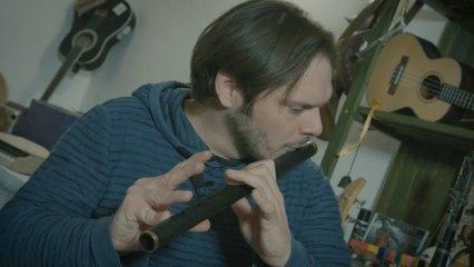 Antoine Malot facteur d'instruments traditionnels