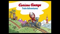 Curious George Train Adventures (By Houghton Mifflin Harcourt) - iOS / Android - Gameplay Video