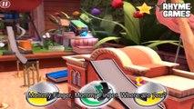 Disney Pixar Cars Daredevil Garage | Fillmore LEVEL 5 Racing Backyard Stunts Daddy Finger Family