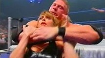 Brock Lesnar vs Stephanie McMahon Match At WWE SmackDown