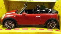 Mattel Барби и Кен My Cool Mini Cooper Convertible / Автомобиль Кена Кабриолет Mini Cooper