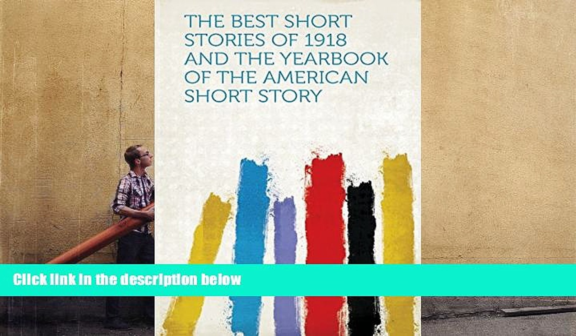 Download [PDF]  The Best Short Stories of 1918 and the Yearbook of the American Short Story Full