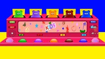 Colors for Children to Learn with Surprise Baby Toys - Colours for Kids to Learn - Learning Videos