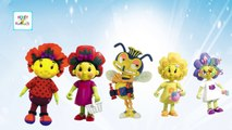FIFI And The Flowertots Funny Cartoon Animation Nursery Rhymes HD | FIFI Finger Family Funny Cartoon