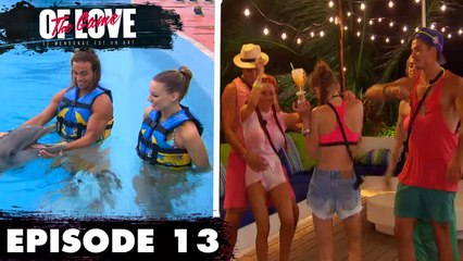 The Game of Love (Replay) - Episode 13 : Natascha kiffe Marvin ? /Soirée Fluo !