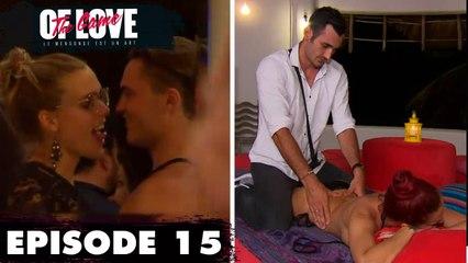 The Game of Love (Replay) - Episode 15 : Alice finalement avec Nans ? Pierre en danger