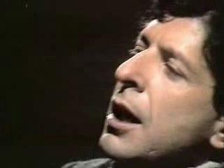 Leonard Cohen - The Stranger