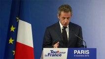 L'émouvant message de Nicolas Sarkozy à Barack Obama