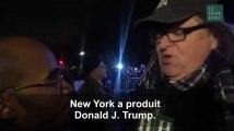 Après avoir prédit l'élection de Trump, Michael Moore responsabilise ses concitoyens