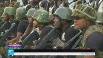 هدوء حذر في شوارع عاصمة غامبيا