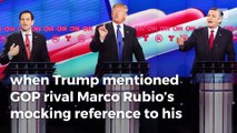 5 most memorable moments from Trump's presidential run