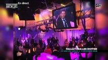 Dans Ce soir ou jamais, Frédéric Taddéï s'est retrouvé seul sans son invité sur le plateau de l'émission