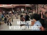 MoMA PS1: NY Art Book Fair 2011