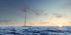 Bientôt un parc pilote de 4 éoliennes flottantes à Port-la-Nouvelle (Aude)