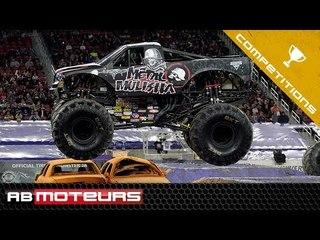 Monster Jam - Best-of facteur Wow ! - AB Moteurs