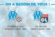 OM-Montpellier et OM-Lyon : ensemble on est plus fort