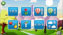 Numbers And Song 123 Counting Learning Apps for kids Movie GamePlay