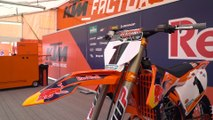 Ryan Dungey's KTM 450 SX-F | Factory Bike Friday
