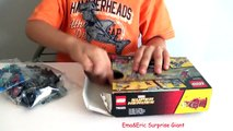 LEGO Marvel Superheroes Avengers IRON MAN VS ULTRON Building Toy by Ema&Eric Surprise Giant