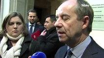 Quimper. Jean-Jacques Urvoas inaugure l'extension du palais de justice