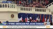 Investiture de Trump: L'hymne américain chanté par Jackie Evancho