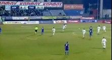Dennis Epstein Goal HD - Kerkyra 1 - 1Panathinaikos 22.01.2017