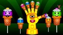 Ice Cream Finger Family   Ice Cream Finger Family Songs   Finger Family Nursery Rhymes