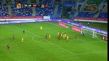 2-1 But de Romain Saiss -  Morocco 2-1 Togo - 20.01.2017 HD