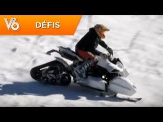 Le Wasuma Snow -  Les défis de V6