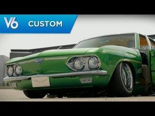 The Lowrider - Les essais custom de V6