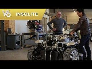 Le Wazuma R1 - Les essais insolites de V6