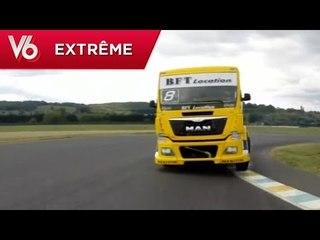 Lion truck Racing 1200 chevaux - Les essais extrêmes de V6