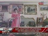 SONA: NBI at PCGG, walang inabutang mamahaling paintings  sa condo ng mga Marcos