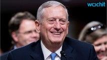 The Senate Confirms Gen. James Mattis