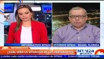 """""""Los inmigrantes están muy preocupados ante lo que puede pasar en los próximos cuatro años"""": Abogado migratorio a NTN24"""