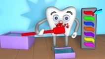 Learn Colors With Bowling Balls   3D Bowling Game Colors for Children   Learning Videos For Kids