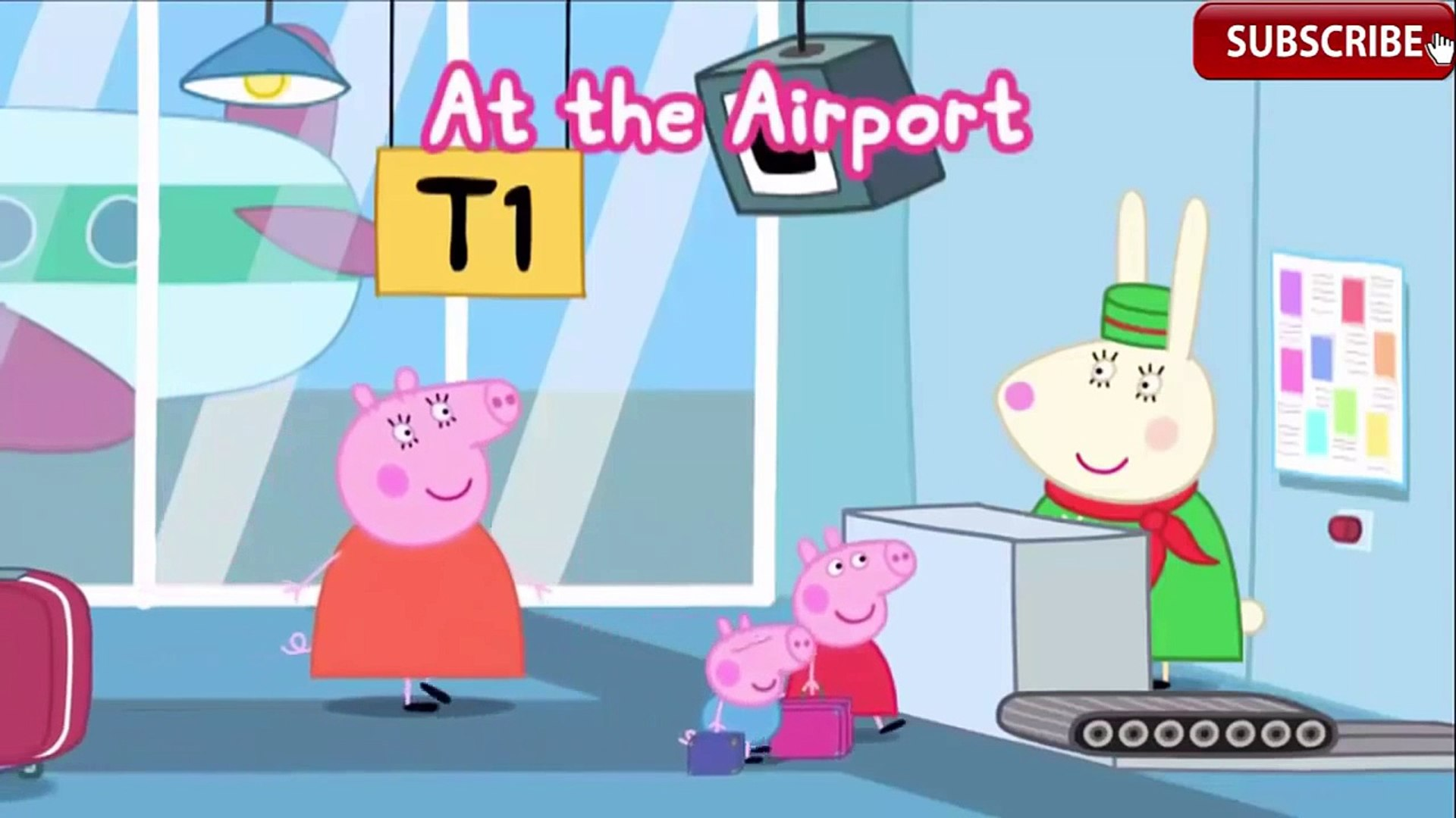 Peppa Pig Holiday Cartoon Games For Kids Education Apps For Kids