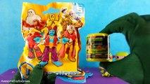 Teenage Mutant Ninja Turtles Play-Doh Surprise Eggs Lollipops TMNT Teenage Mutant Ninja Turtles Toys