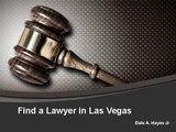 Find a DUI Lawyer in Las Vegas | Criminal Defense Lawyer