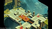 Lara Croft Go - The Maze of Stones / Gameplay Walkthrough / Level 1-7 / PART 3 iOS/Android