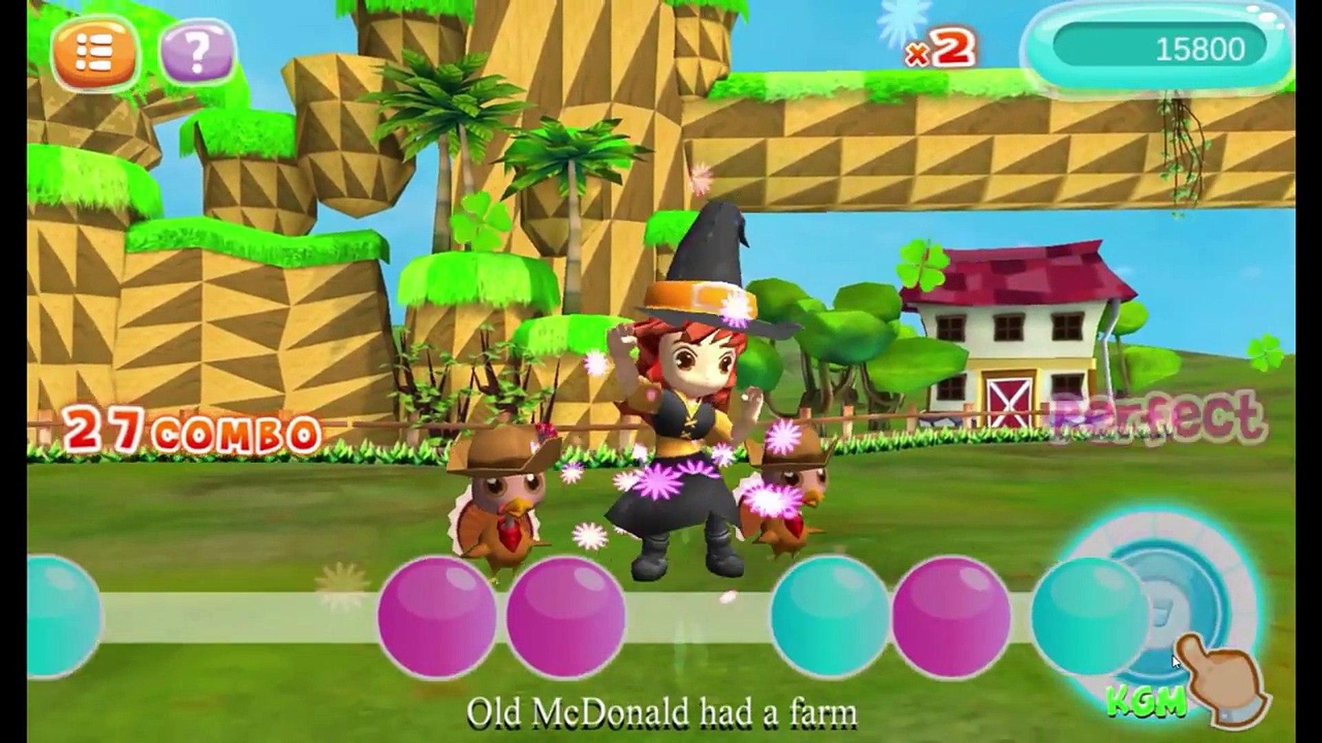 Dancing Kids - Kiddy Dance Club - Movie Games for Kids