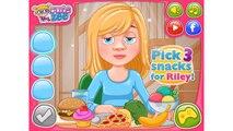 NEW Игры для детей new—Disney Принцесса Райли Головоломка—Мультик Онлайн видео игры для девочек