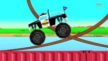 Monster Truck _ Monster Truck Videos For Kids _ Monster Trucks For Children-aj60EqUu0-Y