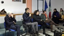Aversa (CE) - ITE Alfonso Gallo, incontro di legalità con Nicola Barbato (16.01.17)