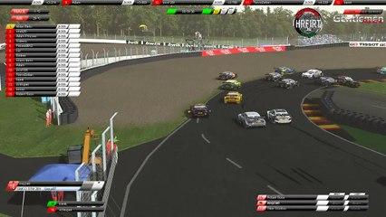 HRF1RT DTM Sachsenring