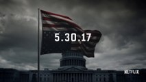 HOUSE OF CARDS Season 5 TRAILER Teaser (2017) [Full HD,1920x1080p]