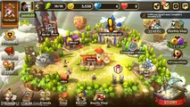 HEROES WANTED: Quest RPG Gameplay First Look iOS/Android