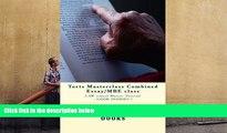 PDF [Download]  Torts Masterclass Combined Essay/MBE class: LAW school Master Tutorial - LOOK