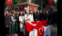 El Bab şehidinin cenaze töreninde protokol isyanı: Ölünce bu adam değerli olur!